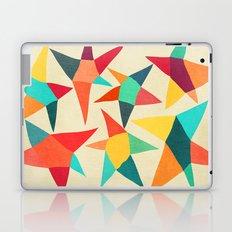 Dancing Stars Laptop & iPad Skin