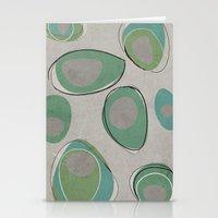 Mod Egg Sage Stationery Cards