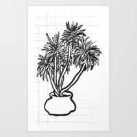 potential tree Art Print