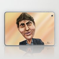 Rudi Garcia Caricature Laptop & iPad Skin