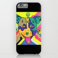 Tripping Puppy iPhone 6 Slim Case