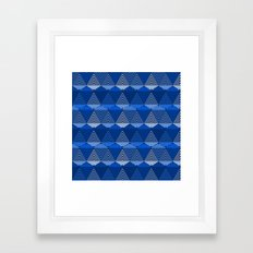 Op Art 113 Framed Art Print
