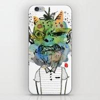 Monster me iPhone & iPod Skin