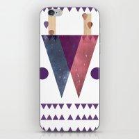 DoubleDualityPop iPhone & iPod Skin