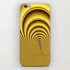 Light and Dark Become One iPhone & iPod Skin