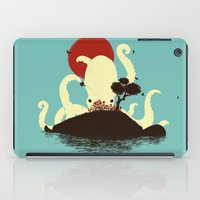 Octopus's Garden iPad Case