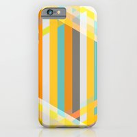 iPhone & iPod Case featuring DecoStripe by AJJ ▲ Angela Jane Johnston
