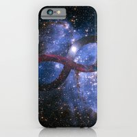iPhone & iPod Case featuring Infinty and Beyond by Little_Biscuit