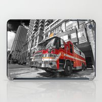 Fire Truck  iPad Case