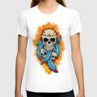 tribal T-shirts featuring Tribal by Olena Nemitkova