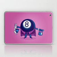 The Magic Eight Ball Laptop & iPad Skin