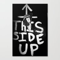 UP! Canvas Print