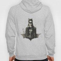 TDKR-catwoman II Hoody