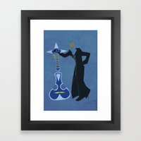 Demyx Framed Art Print
