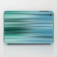 Misty Blue  iPad Case