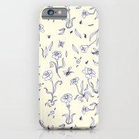 Flowers #5 iPhone 6 Slim Case