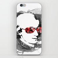 Wolfgang Amadeus Mozart iPhone & iPod Skin