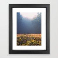 Mother Nature's Palette Framed Art Print