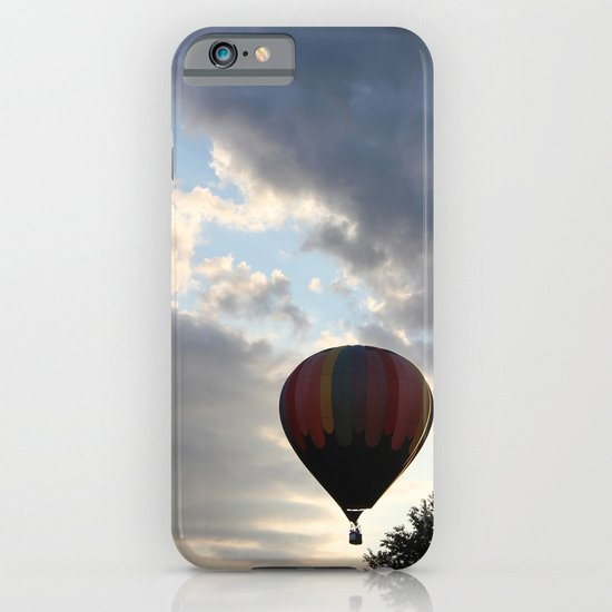 Adrift Amongst the Clouds iPhone & iPod Case