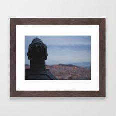 ¡Despierta! Framed Art Print