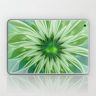 Floral Beauty, Abstract … Laptop & iPad Skin