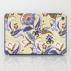Boho Summer Floral Pattern iPad Case