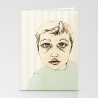 The Child Stationery Cards
