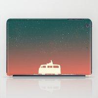 Quiet Night - Starry Sky iPad Case