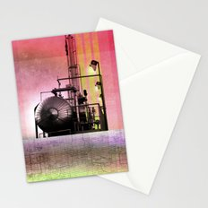 UNDER CONSTRUCTION II Stationery Cards
