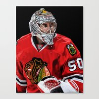 Cory Crawford Canvas Print