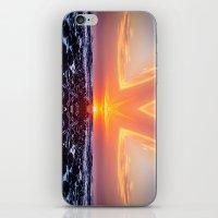 Kaleidoscape: El Tunco iPhone & iPod Skin