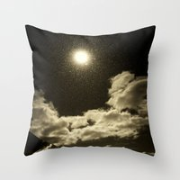 Signs in the Sky Collection - I Throw Pillow