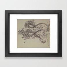 Yael-Segment90 Framed Art Print