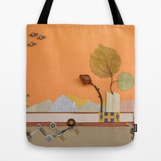 The rose of autumn Tote Bag