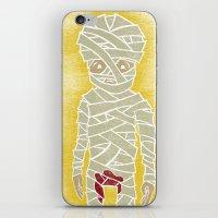 She Momia iPhone & iPod Skin