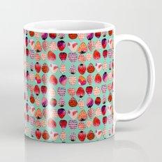 Strawberry Pattern Mug