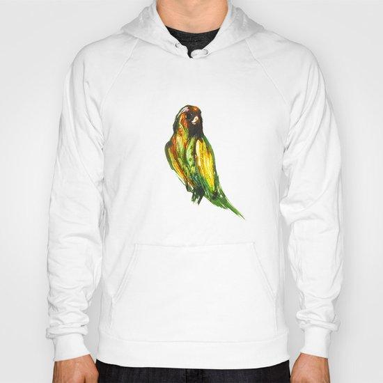 Beautiful bird Hoody