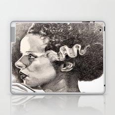 The bride of frankenstein elsa lancaster Laptop & iPad Skin