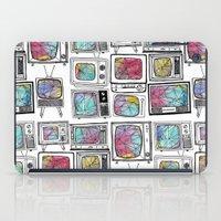 Colour Tv iPad Case