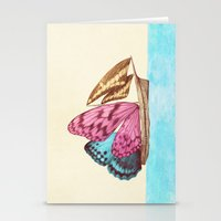 The Voyage (option) Stationery Cards