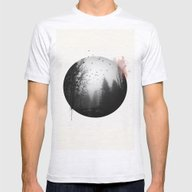Lucid Dreams Mens Fitted Tee Ash Grey SMALL