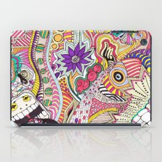 It's What's On The Inside That Counts. iPad Case