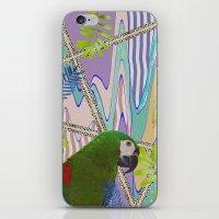 Jungle Fever  iPhone & iPod Skin