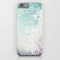 RAINBOW CHIC MANDALA iPhone 6 Slim Case