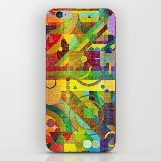 Future Patterns. iPhone & iPod Skin