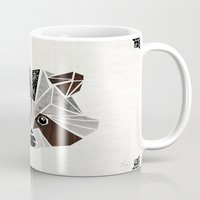 raccoon! Mug