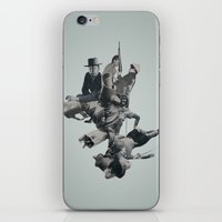Rib Cage iPhone & iPod Skin