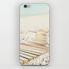 al fresco iPhone & iPod Skin