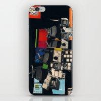Control Panel 75 iPhone & iPod Skin