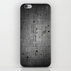 How to make a plan iPhone & iPod Skin